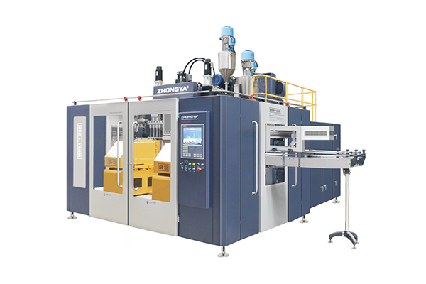 EBME Series Automatic Extrusion Blow Molding Machine
