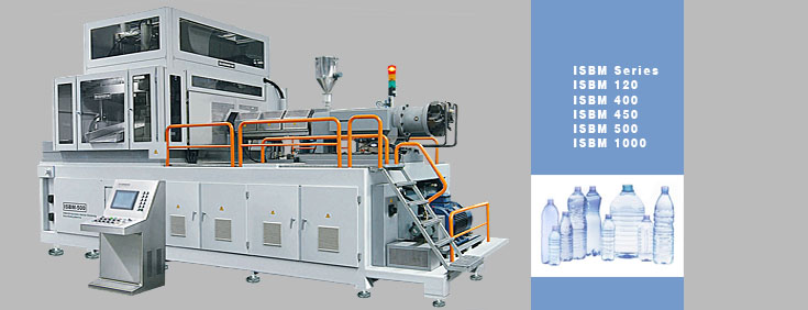 Full Automatic Injection Stretch Blow Molding Machine