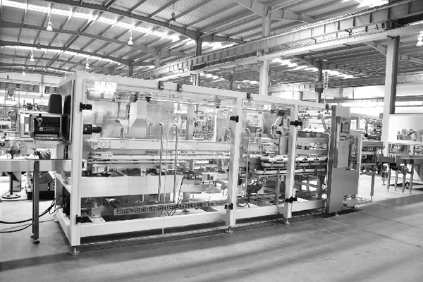 Multipack Cup Product Automatic Intelligent Packaging Line